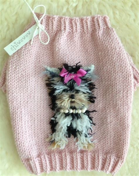 yorkie clothes patterns free 669 best crochet perritos images on clothing sweaters and pets