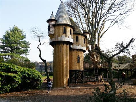 treehouse castle at birr castle birr castle gardens science