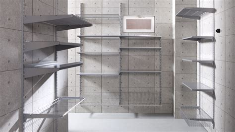 basement shelving system for your cellar