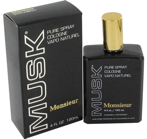 Parfum Gardiaflow Musk Q monsieur musk cologne for by