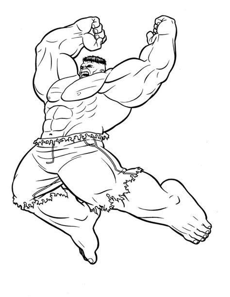 coloring pages hulk smash printable hulk coloring page coloringsuite com