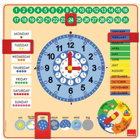 A Calendario En Inglés Los Mejores Juguetes Educativos Para Los Ni 241 Os Etapa