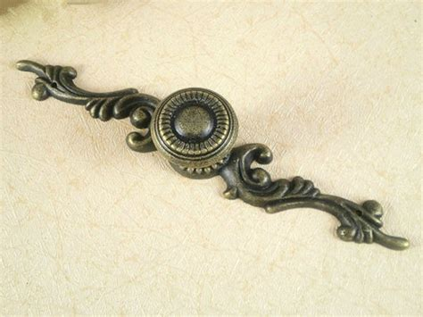 rustic drawer pulls rustic dresser drawer knobs pulls backplate antique bronze