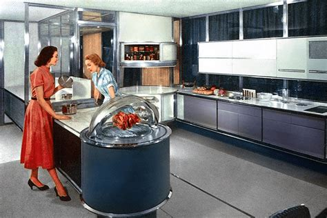 what the 1950s kitchen of the future got right and what was just plain digital trends