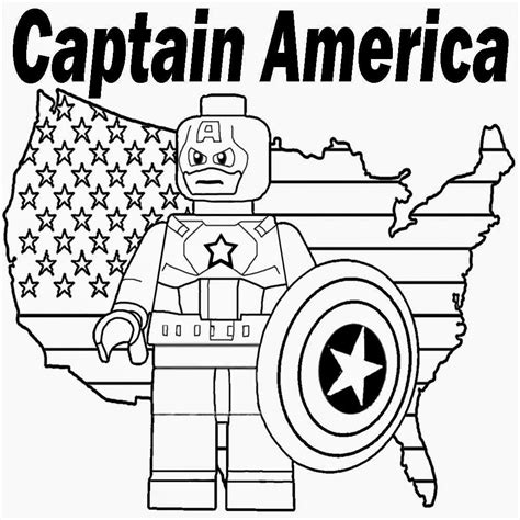 usa coloring pages for preschool captain america coloring pages free printable coloring pages