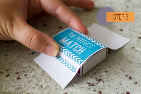 Wedding Box Of Matches by Wedding Diy Match Box Favors With A Free