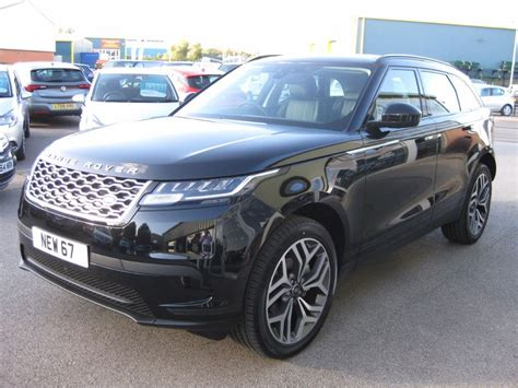 land rover velar blue land rover range rover velar in louth lincolnshire compucars