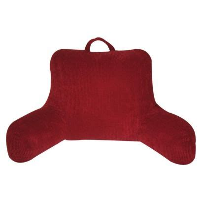 sitting up pillow for beds reading pillow 19 99 great for sitting up in bed and