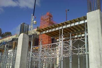 ischebeck titan hv concrete support system | form tech forming