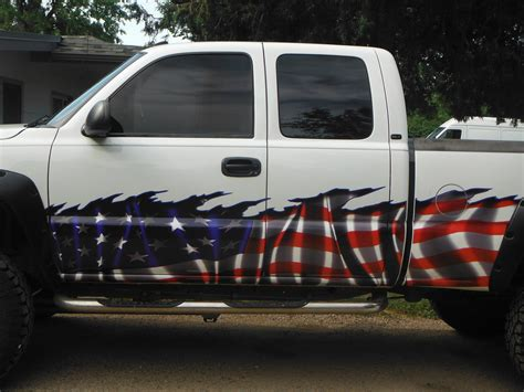 american flag truck american flag wrap for trucks vehicle wrap usa