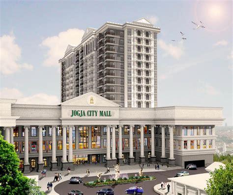 amazon jogja city mall the travelearn wah jajaran mal dan kondotel dibangun di