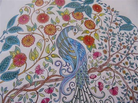 Johanna Basford's Secret Garden and Enchanted Forest Adult