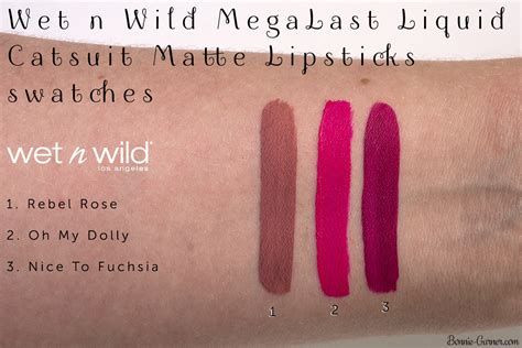 N Megalast Liquid Catsuit Matte Lipstick Oh My Dolly n megalast nail swatches 2017 nail ftempo
