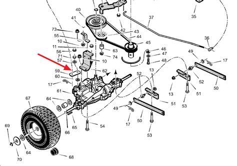 deere lx172 drive belt diagram deere f525 drive
