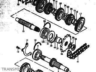 1977 Suzuki Gs750 Parts Suzuki Gs750 1977 B Usa E03 Parts List Partsmanual