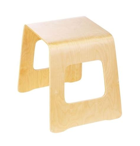 Benjamin Stool by Benjamin Curved Plywood Stool A Classic From