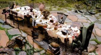 Alice in wonderland tea party concept art jpg