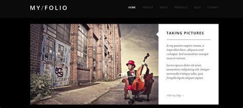 drupal themes photography 11 drupal themes for photography portfolio websites
