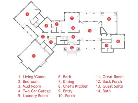 Dream Home Layouts Floor Plan For Hgtv Dream Home 2012 Pictures And