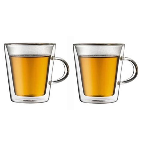 bodum bicchieri bodum glazen dubbelwandig waterkoker thermosbeker cafetiere