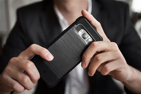 Original Caseology Galaxy S8 Vault I Black caseology launches stylish new galaxy s8 lineup bgr