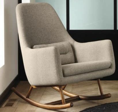 schaukelstuhl gepolstert der schaukelstuhl klassik bis hin zum minimalismus
