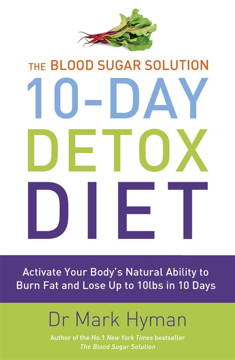 10 Day Sugar Detox Book by The Blood Sugar Solution 10 Day Detox Diet By Dr