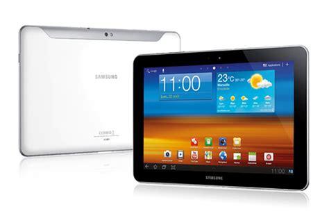 samsung tab a 10 1 tablette tactile samsung galaxy tab 10 1 wifi 32 go blanc gt p7510uwaxef galaxytab10