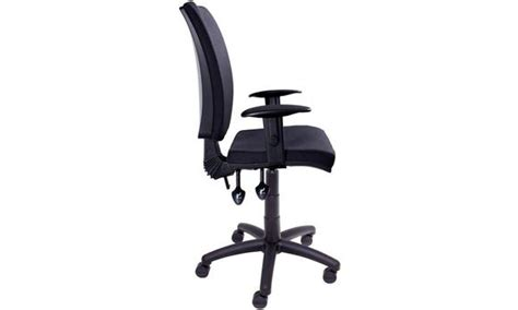 Office Chairs High Seat Height Office Chair High Back Height Adjustable Arms