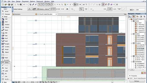 pick  playlist learn archicad  dimensioning