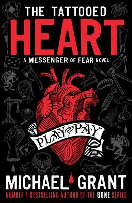 The Tattooed Heart Novel | the tattooed heart by michael grant buy books at