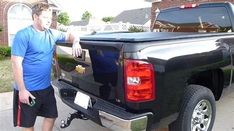 rugged liner folding tonneau cover reviews rugged liner premium vinyl folding tonneau cover review opinions