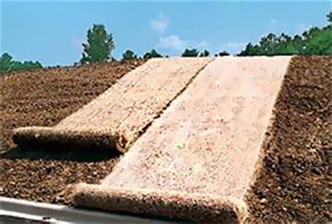 erosion control blankets | turf reinforcement mats