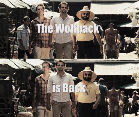 Wolf Pack Meme - hangover wolfpack meme car interior design