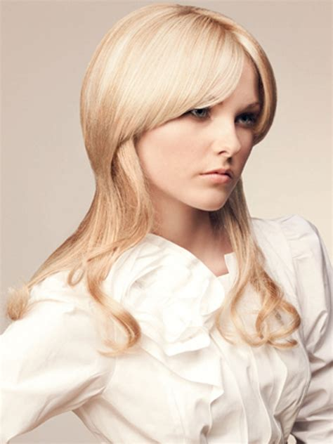 hairstyles for thick unmanageable hair beautiful long layered hairstyles