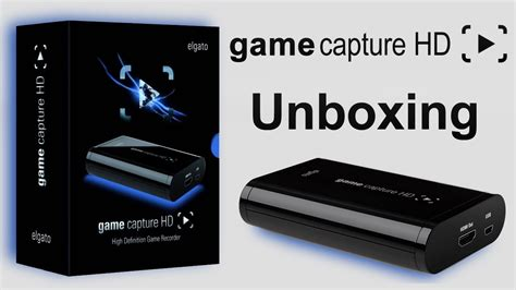 Elgato Giveaway - elgato game capture hd unboxing giveaway youtube