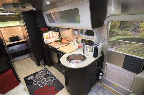airstream kitchen organization awesomeness trailer decor ideas pinterest airstream 17 images about cool rv cer interiors on pinterest