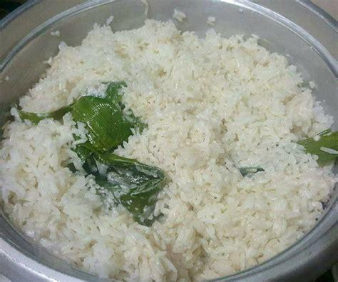 Panci Untuk Masak Nasi panduan sukatan bahan untuk masak nasi lemak dalam jumlah