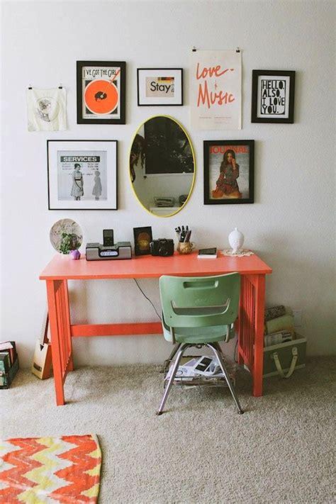Teen room study desk ideas