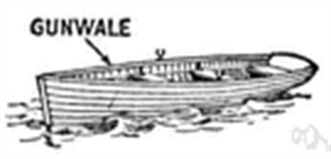 gunnel boat definition gunnel definition of gunnel by the free dictionary