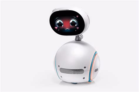the asus zenbo is a home robot for 599 the verge