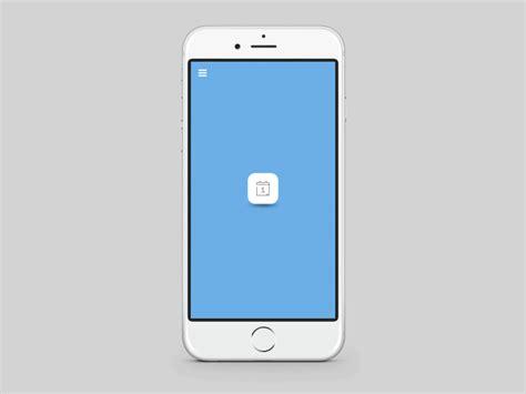 Mobile Calendar Mobile Calendar Ui Movement