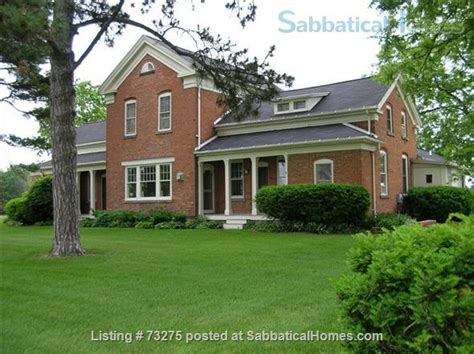 rent home in usa sabbaticalhomes com chelsea michigan united states of