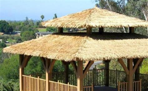 tiki hut thatch roofing 29 best thatch images on backyard ideas