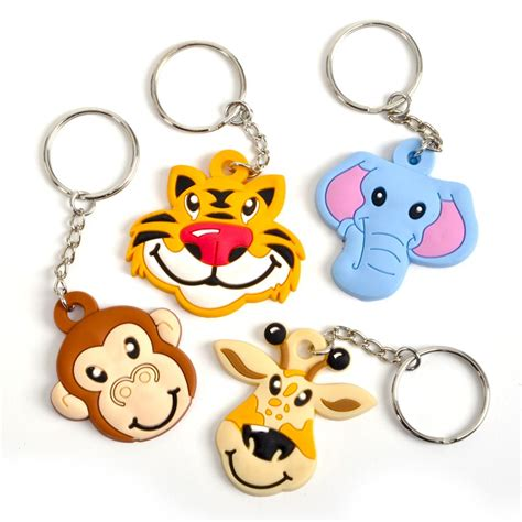 Plush Home Design Uk by Zoo Animals Keyring Keyrings Novelty Toys