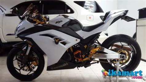 250 Fi Putih dijual kawasaki 250 fi putih 2012 motor