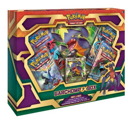 Gift Card Box Manufacturer - tcg pokemon garchomp ex box discontinued by manufacturer pokemon cards