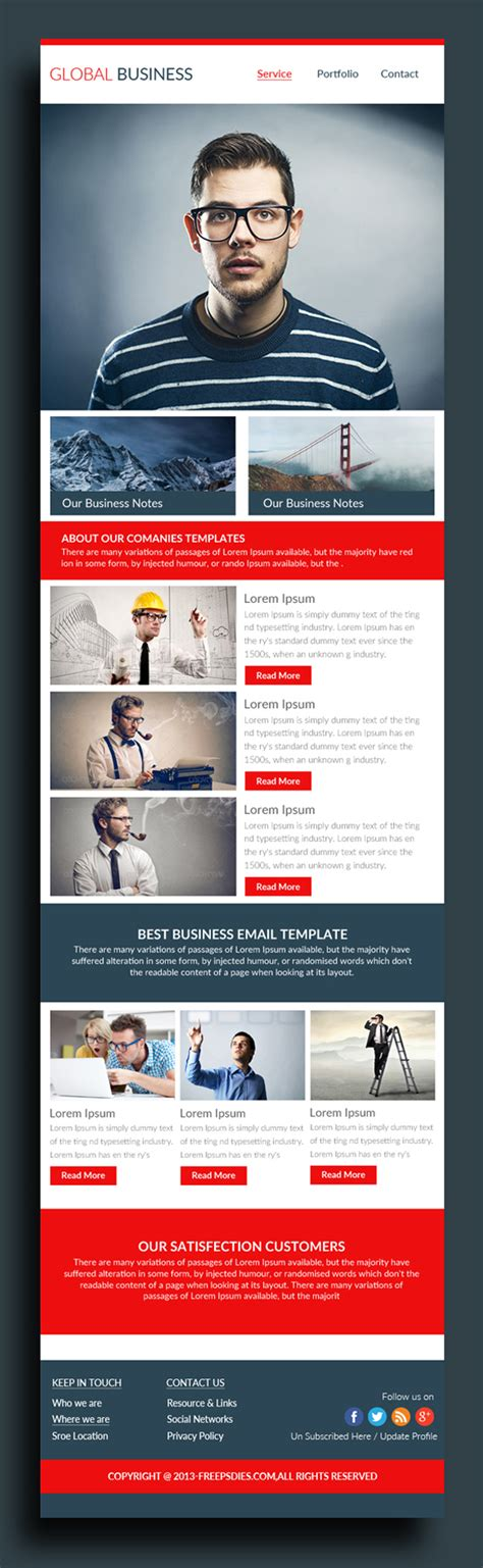 template photoshop responsive 15 free responsive psd website templates idevie