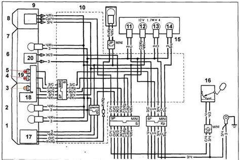 fzr wiring diagram