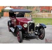 Vintage Austin 12/4 Clifton Tourer 1926